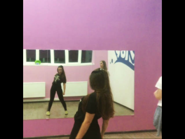 Jazz funk by Elizaveta Mikhaylova (dance coach Dasha Lavrova)
