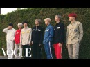 24 Hours With BTS in L A Vogue