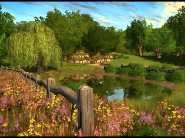 LOTRO soundtrack 02 Hills of the Shire