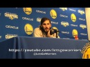 CASSPI on his cutting: I can't tell you guys all my secrets Klay's play-making, postgame GSW-MEM