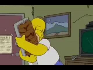 Homer Simpson - I Can't Stop