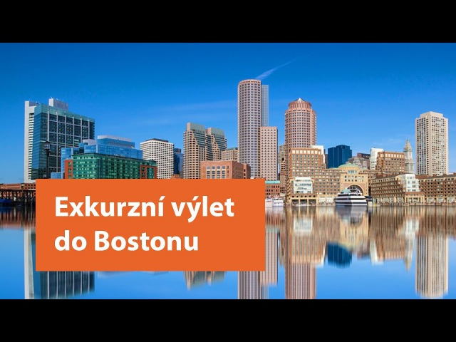 Boston trip Exkurzní výlet do Bostonu Knowledge Spase