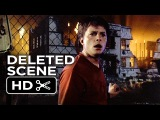 Back To The Future Part II Deleted Scene - Burned Out High School (1989) Movie HD