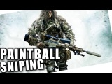 Paintball Sniper: Aggressive Noob Play (testing out my gun) High Velocity Paintball