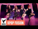 BLACKPINK AS IF IT'S YOUR LAST 마지막처럼 Areia Kpop Fusion 17 REMIX