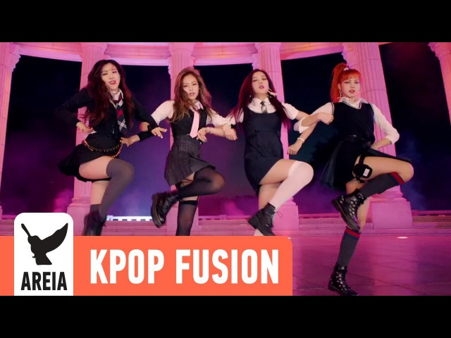 BLACKPINK - AS IF ITS YOUR LAST (마지막처럼) | Areia Kpop Fusion 17 REMIX