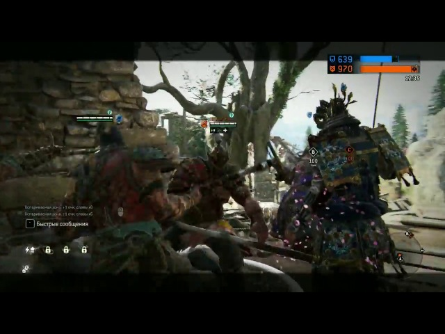 For Honor - Viking mating games and Tower Party - Funny Montage