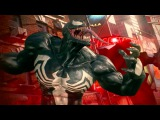 Marvel vs. Capcom Infinite - Venom, Winter Soldier, &amp Black Widow Gameplay Trailer