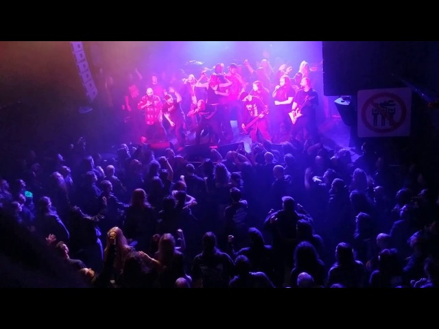Internal Bleeding - Inhuman Suffering LIVE @ Netherlands Deathfest 3 - Dani Zed