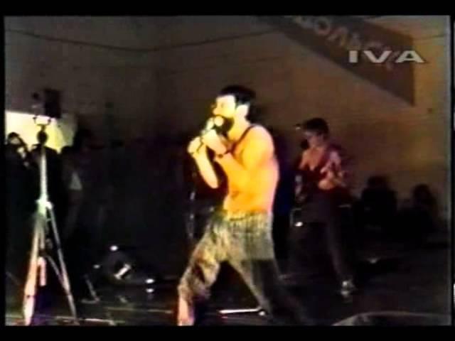 ДДТ на фестивале в городе Подольск. 1987 г.