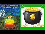 Lucky O'Leprechaun Book by Jana Dillon - Stories for Kids - Children's Books
