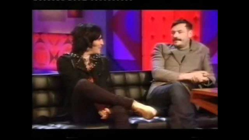 THE MIGHTY BOOSH - Friday Night With Jonathan Ross (BBC1), 5th September 2008