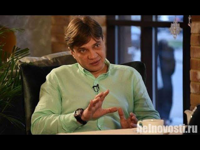 Актёр и режиссер БГАДТ им. Щепкина Игорь Ткачёв в программе «Жить в Белгороде»
