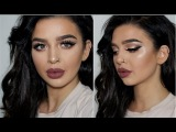 I FXCKING SUCK AT MAKEUP, GLAM TUTORIAL.