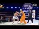 Отмороженный Шаолинь Монах против Бойцов MMA! Жесть,красава.Бои без правил ММА во ...