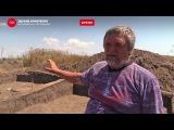Археологи проводят раскопки в окрестностях посёлка Обрыв на юге ДНР. LifeDoc