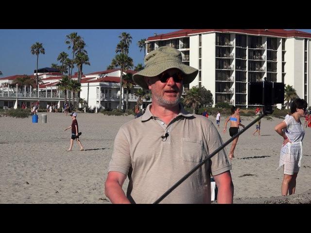 В цепких лапах 182: топим Samsung Galaxy S8 в Тихом океане [4k]