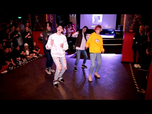 In Fires - BTS – Go Go [K-POP COVER BATTLE KRASNODAR]