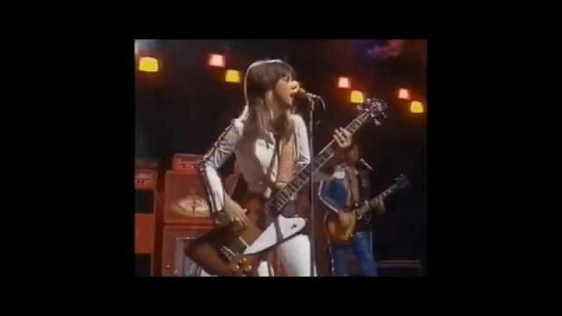 SUZI QUATRO - CAT SIZE - JAPAN TOUR 75