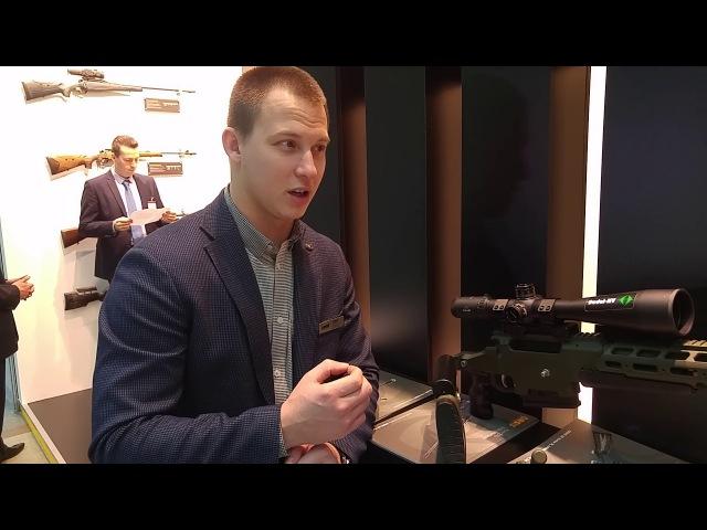 Мультикалиберная винтовка от ORSIS Arms hunting 2017
