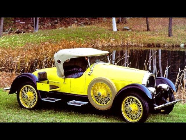 Kissel Model 6 45 Gold Bug Speedster '1923