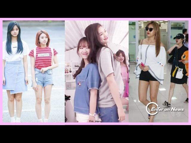 TOP 11 Shortest Members in Kpop Girl Groups