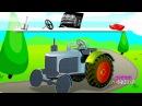 Мультики машинки синий трактор Мультфильмы для детей мультик про машинки мультики про тракторы