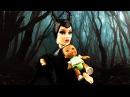 Куклы Барби видео с игрушками Малефисента украла малыша игры для девочек