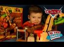 Игрушки из мультика Тачки Маквин. Трек и Игрушечные Гоночные Машинки для Детей и Мальчиков