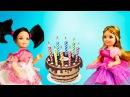 Куклы Барби Мультик с игрушками Дружба навсегда Игры для девочек на русском языке