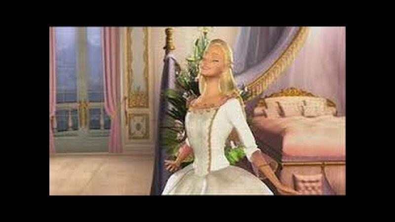 Принцесса и нищенка Barbie / Барби - Прохождение игры Эрика знакомится с дворцовым садом 1