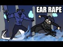 Sword art online (SAO) opening - paint version   Ear rape