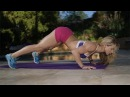 Perfect Workout With Beautiful Women Hard Training - Strong Flexible Zuzka Light