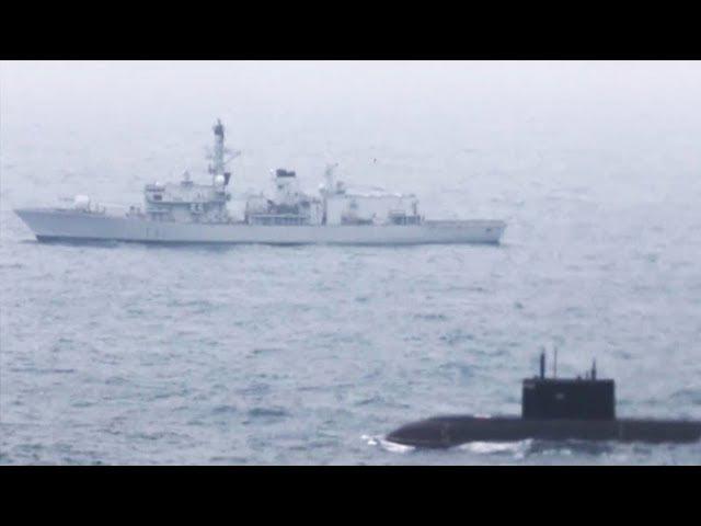 Паника ФРГ «Под прицелом все корабли, порты и авиабазы»