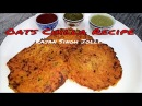 Oats Chilla Recipe How To Make Oats Chilla Healthy Indian Recipes For Breakfast