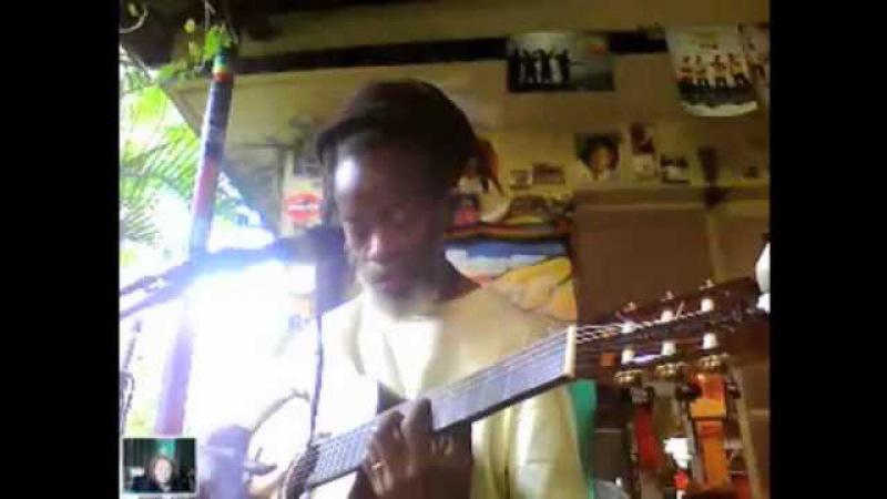 Earl 'Chinna' Smith - Tribute to Ari Up Fade Away (Ari Up cover) 2011 January 15)