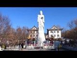 Китай. Моё знакомство с храмом Будды, в г.Суйфэньхэ 2017г.