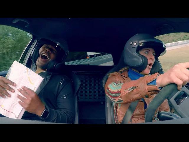 The VW Golf GTI Clubsport S vs the Nürburgring Top Gear Series 24 BBC смотреть онлайн без регистрации