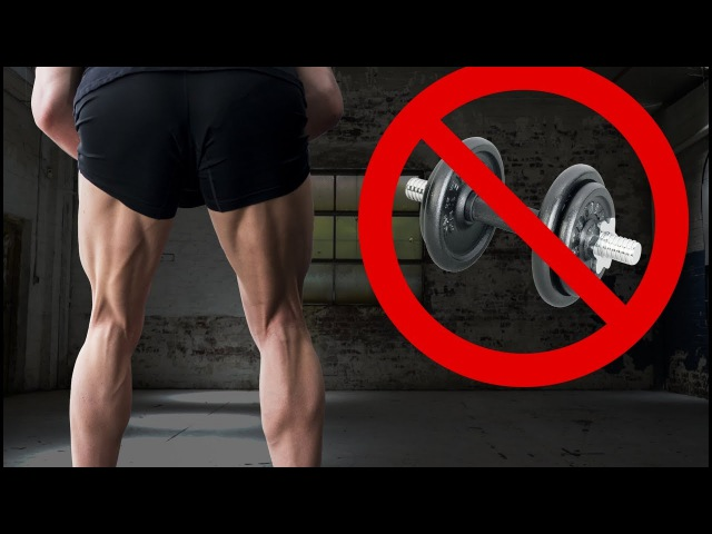 The Hardest Hamstring Exercise   No Weights!