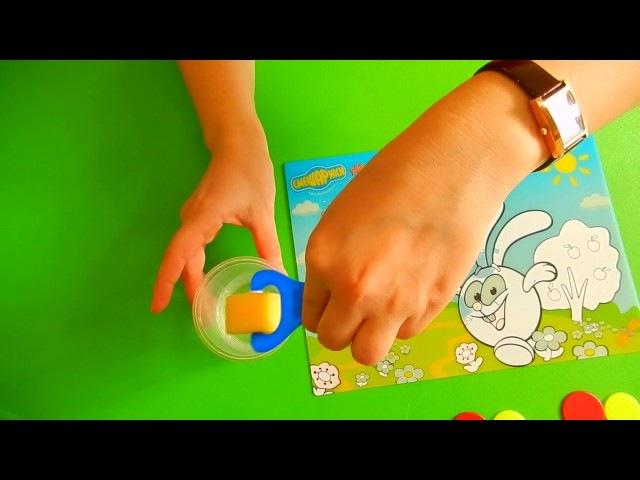 Неговорящие дети - Формирование двусложного слова МАЖУ