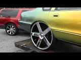 Stuntfest2K15 Outrageous Chevy Impala SS on Dub Ballers #WhipPaparazzi
