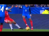 Kylian Mbappe's skill against Wales