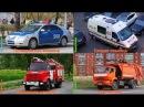 Мультики про Машинки для Детей Изучаем Транспорт для Малышей Все серии подряд