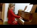 Sonata in E-flat by Alma Deutscher (aged 6), II-Fantasia (composed October 2011)
