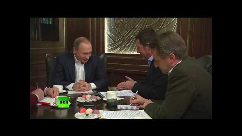 Социально-ответственный кремлевский Спрут....