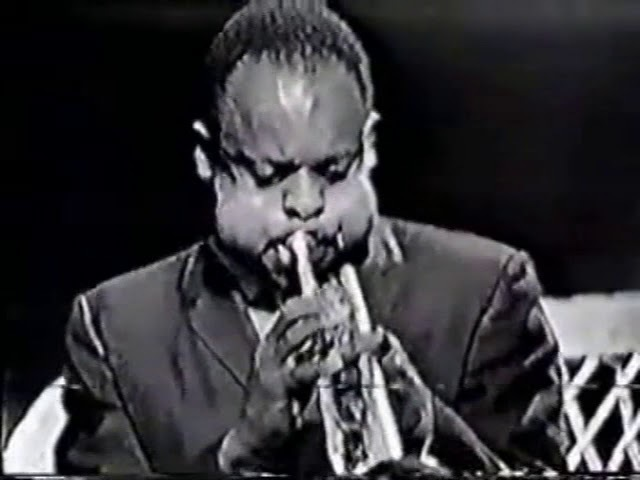 Eric Dolphy in Stockholm, September 5, 1961 (TV Broadcast)