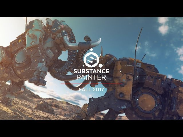 Substance Painter 2017.4: Layer instancing