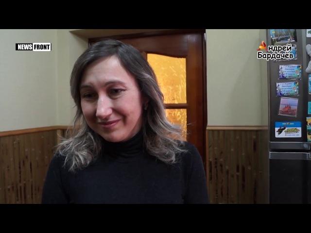 Жительница Донбасса Украинские самолёты бомбили по школе, где была моя дочь