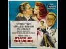 Драма Состояние единства 1948 Spencer Tracy Katharine Hepburn