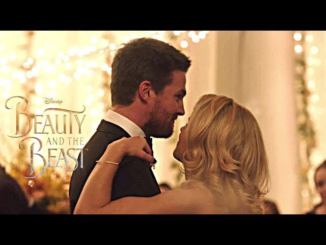 Oliver Felicity || Beauty the beast